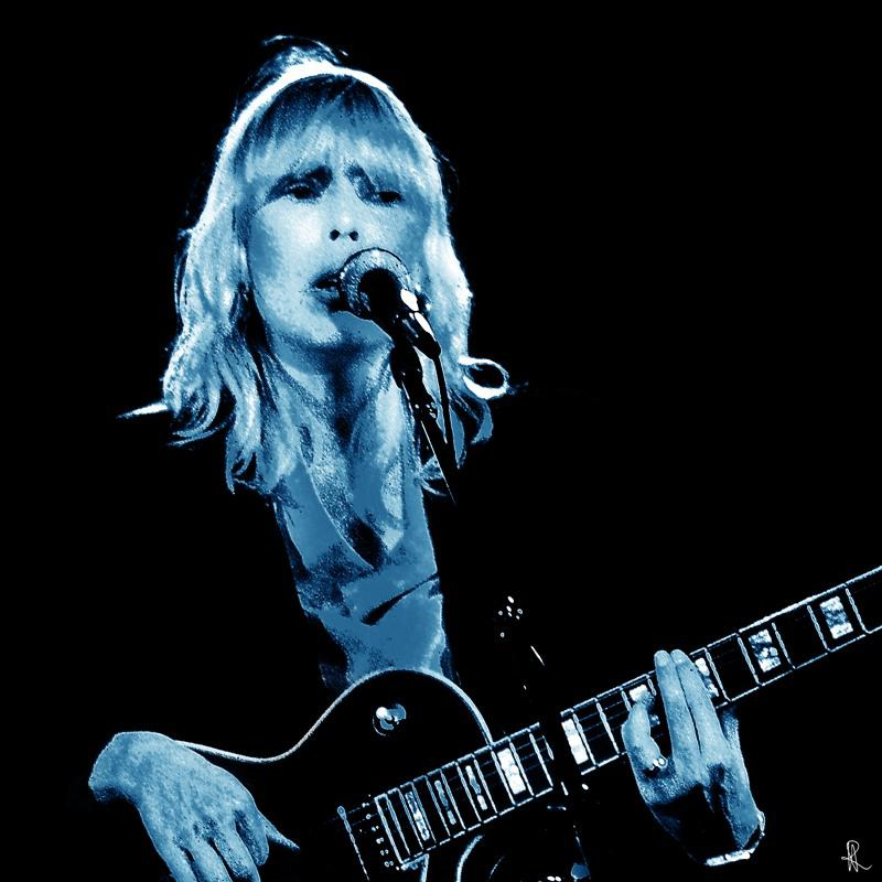 Joni Mitchell 1983