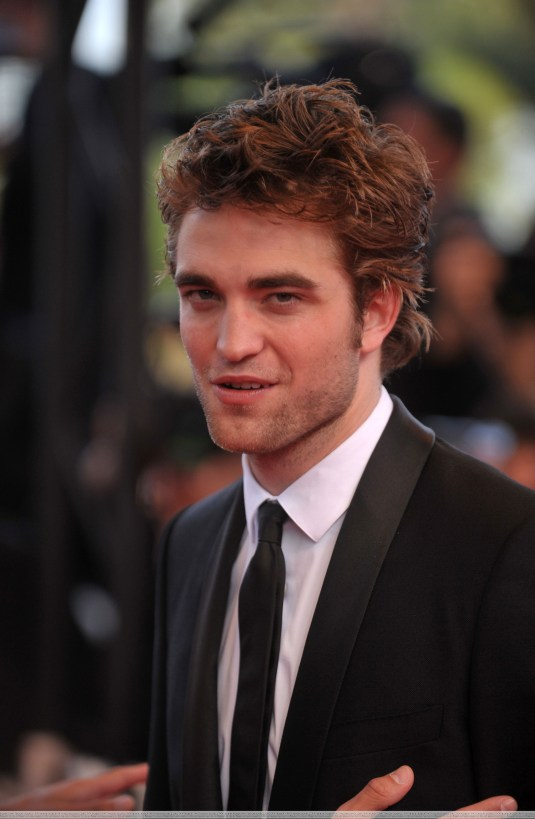 Rob @ IG premiere Cannes