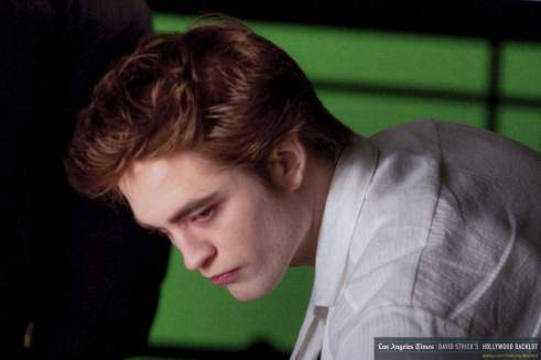 Rob as Edward