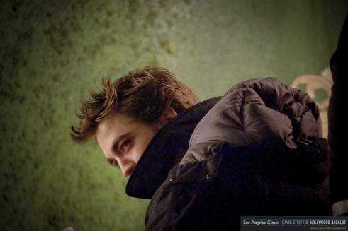 Rob as Edward NM Set Apr 09
