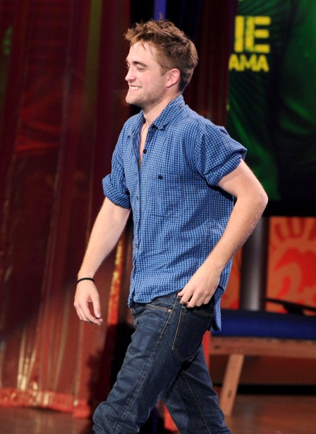 Rob at TCA 10