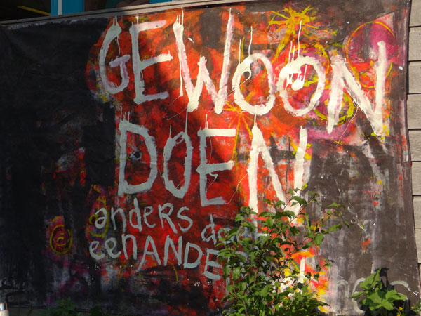 Workshop Amsterdam