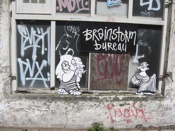 atelier robert pennekamp, wiener complex, amsterdam, brainstorm bureau, contact, amsterdam, oostenburgervoorstraat, atelier, brainstormbureau, strip,