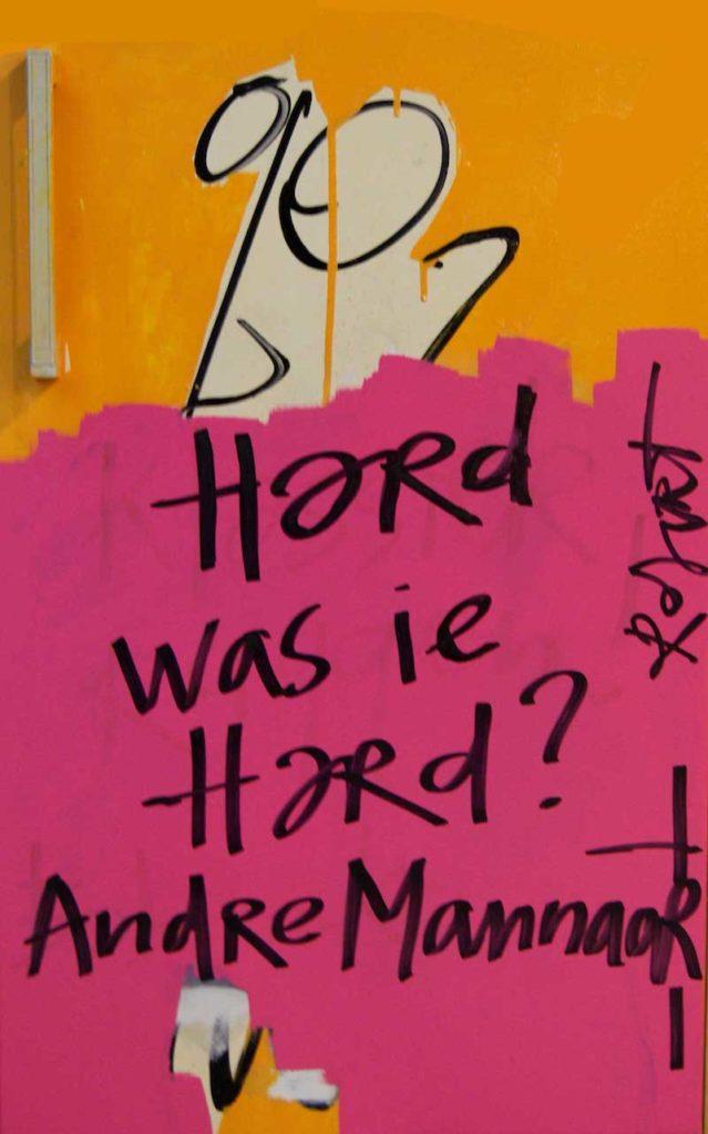 Andre Mannaart, kickboksen, kickboxing, k-1, champion, wereld kampioen, kampioen, harde, uitspraken, ingelijste, bekende nederlanders, bn, bn-ers, citaat, citaten, koelkast, koelkastdeur, harde uitspraken, robert pennekamp, kunst, idee, concept, bekend, beroemd, belangrijk, vooraan, beste, top