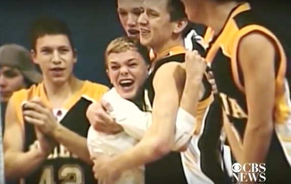 autistic basketball player jason mcelwain inspirational story