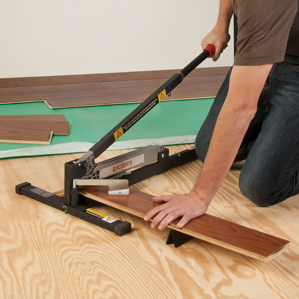wood laminate flooring cutters