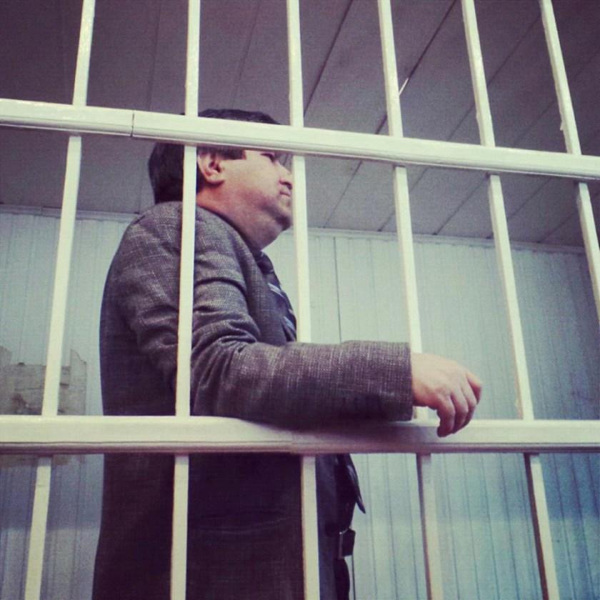 Avaz Zeynall court hearing