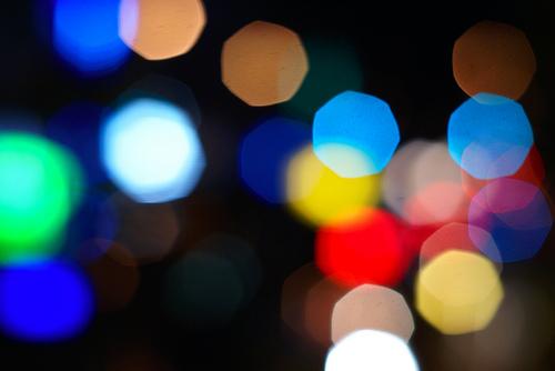 Night lights Kyoto