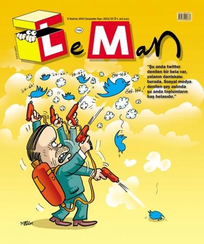 Leman cover
