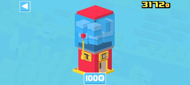 How many coins do I need to get all the characters in Crossy Road?