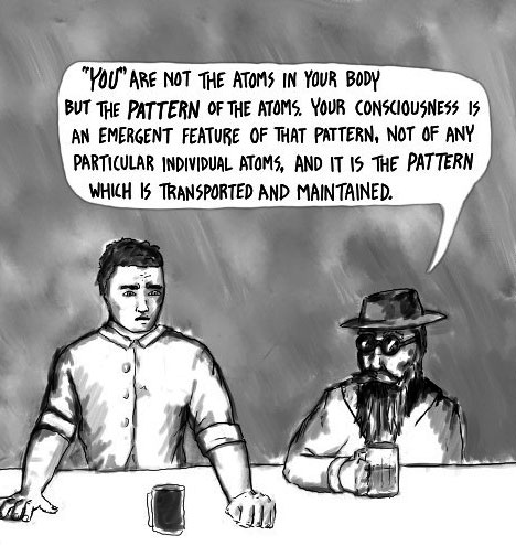 Panel 15 from The Machine on Existential Comics