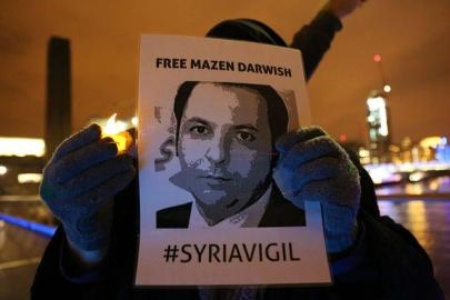 Mazen Darwish is Free