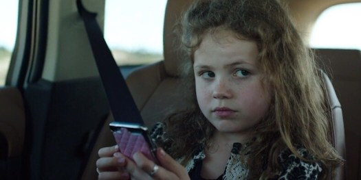 Darby Camp as Chloe in 'Big Little Lies' (HBO)