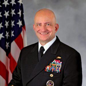 Rear Admiral Robert D. Sharp, Office of Naval Intelligence