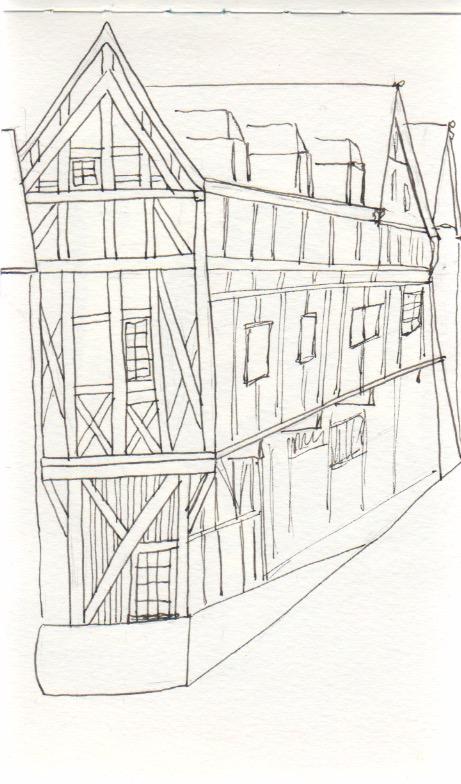 French street scene 2