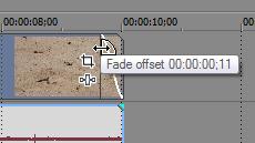 Fade Offset Icon