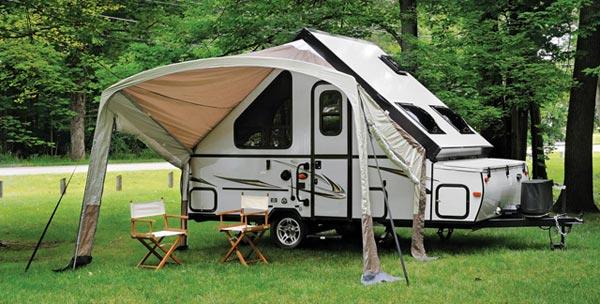 Flagstaff A Frame Camper Awning | Viewframes.co