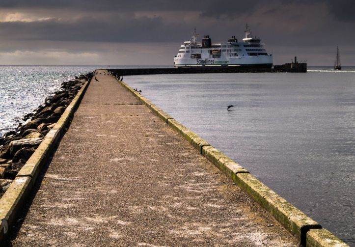 Veerboot Rodbyhavn-Puttgarden