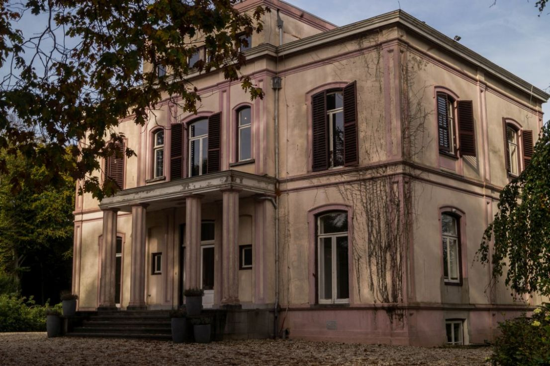 Landgoed Paltz, Soesterberg