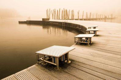 Winter in Zeewolde