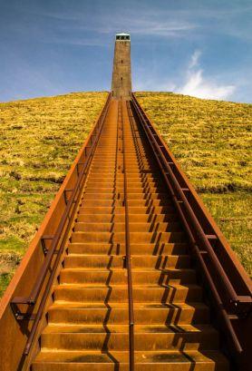 Austerlitz, piramide
