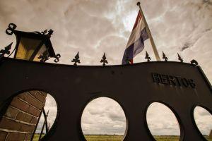 Toegangshek gemaal Hertog Reijnout, Nijkerk