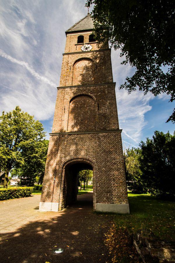 Kerktoren, Bonifaciuskerk Nieuw-Schoonebeek