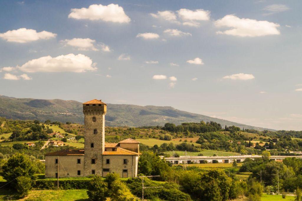Ciliegi, Val D'arno