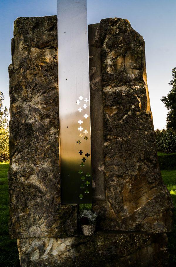 Transrapid Lathen, monument slachtoffers