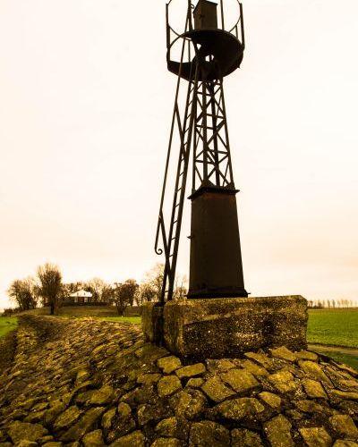 Oud Kraggenburg,havenhoofd