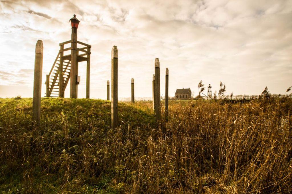 Haven van Schokland,  Oud Emmeloord