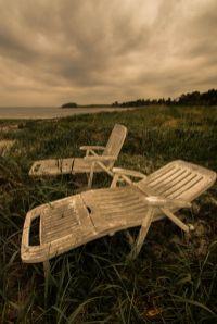 Strandstoelen Skodshoved