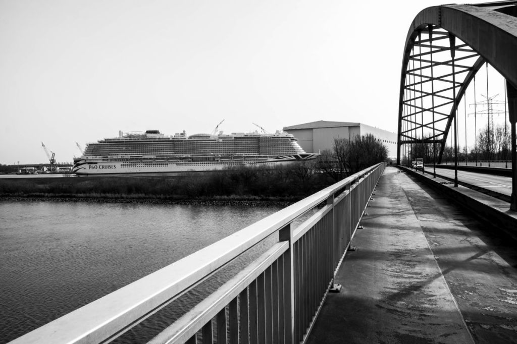 Meyer Werft februar 2020