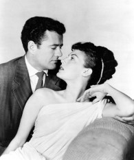 Image result for ava gardner and robert walker in one touch of venus