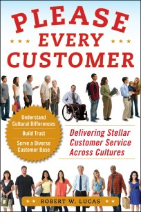 Please Every Customer book cover