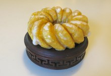 Sugar Glazed French Cruller