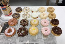 Fresh Donuts, Sold