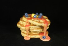 Blueberry Pancakes, Sold