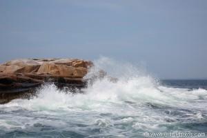 018 Bass Harbor - Crashing Waves