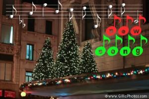 Downtown Boston Christmas Filenes