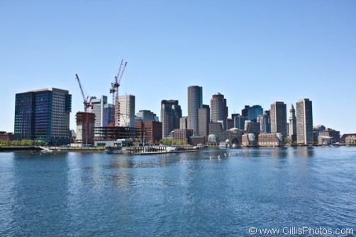 19 Boston Skyline