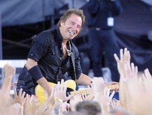 Springsteen Foxboro 2008