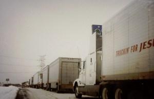 April Fools 1997 Blizzard Trucks