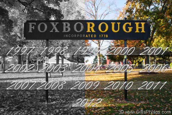 Foxboro Sign