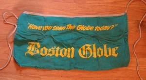 My original Boston Globe April that I used for several years starting in 1981
