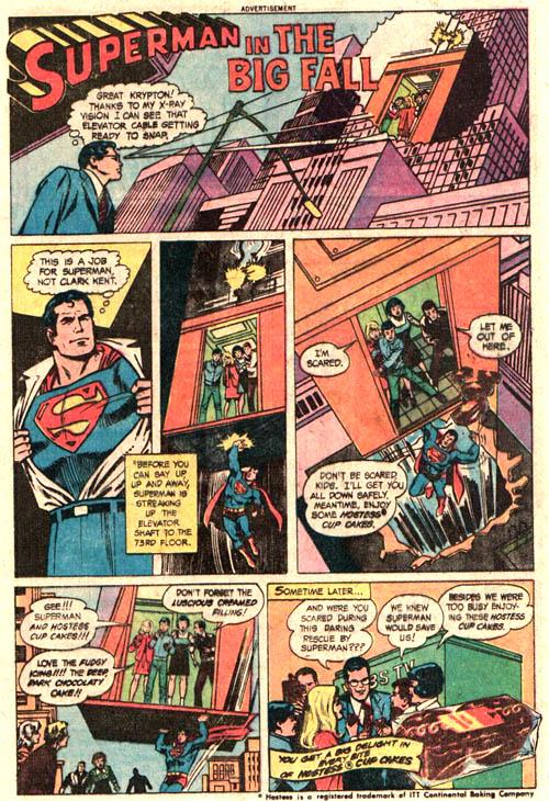 Hostess-Superman-Elevator