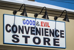 Good and Evil store