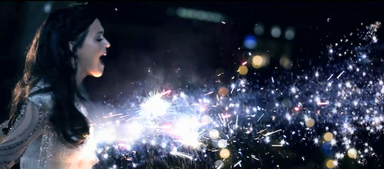 Katy Perry Firework Video - Copyright © 2010 Capitol Records and Katy Perry 03