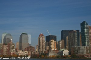 New York Skyline After 911