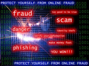 Prevent fraud graphic